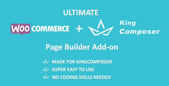 Ultimate Woocommerce Page Templates Builder | KingComposer Add-on