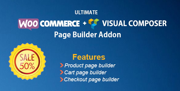Ultimate Woocommerce Page Templates Builder | WPBakery Page Builder (Visual Composer) Add-on