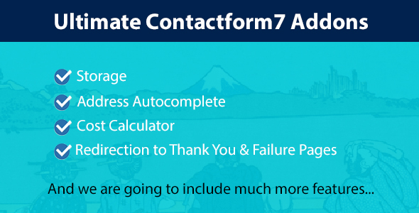 Ultimate Contact Form 7 Addons Pack