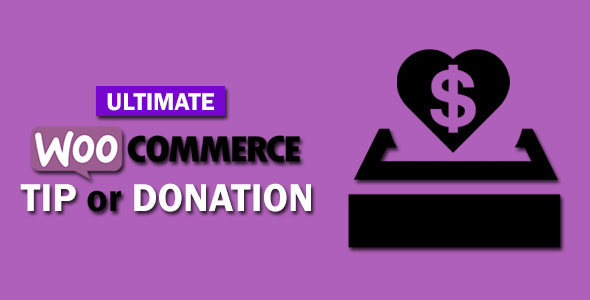 Ultimate WooCommerce Tip Or Donation